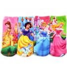 Цветни памучни чорапки с принцеси